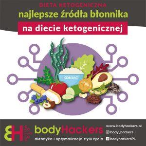 Błonnik w diecie ketogenicznej - rola i źródła