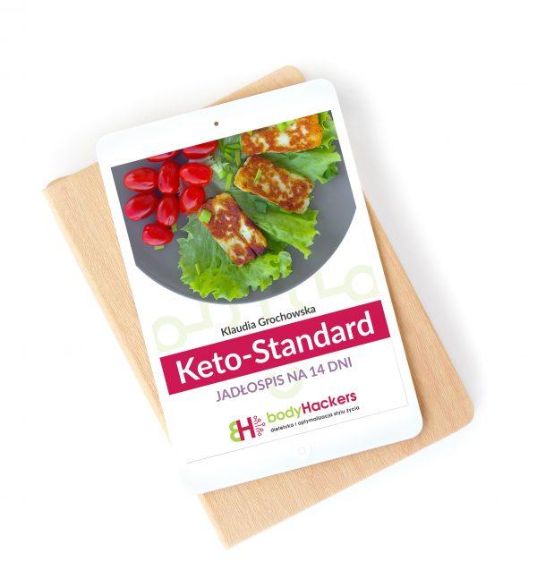 jadłospis keto-standard